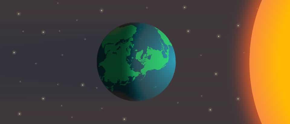 Animation zur Mondfinsternis 2018